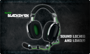Need a new gaming headset? Check out the Razer Blackshark!